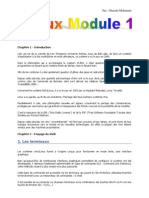 Linux Module 1