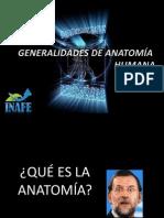 Unidad I. Generalidades