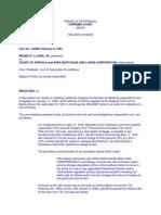 Llorin vs. CA, G.R. No. 103592 February 4, 1993(218 SCRA 436)