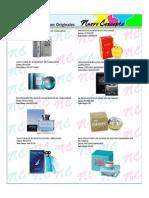 Catalogo Perfumes