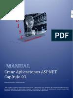 Crear Aplicaciones ASP - CAP03