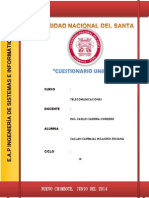 Cuestionario Unidad II 05-06-14