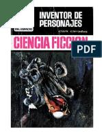 Inventor de Personajes - Clark Carrados