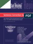 GMAT_Sentence Correction Guide