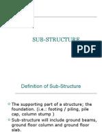 Presentation on Foundations.