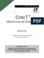 Cobit 3 Spanish Control Obj