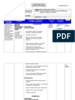 Plan de Ejecucion Mod. No.1 Formacion Humana - 1