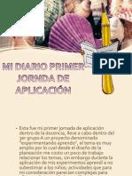 Diario Primer Jornada
