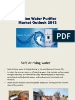 Indian Water Purifier Market (Water_india2005@Yahoo.com)