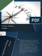 Organisational Buying Process