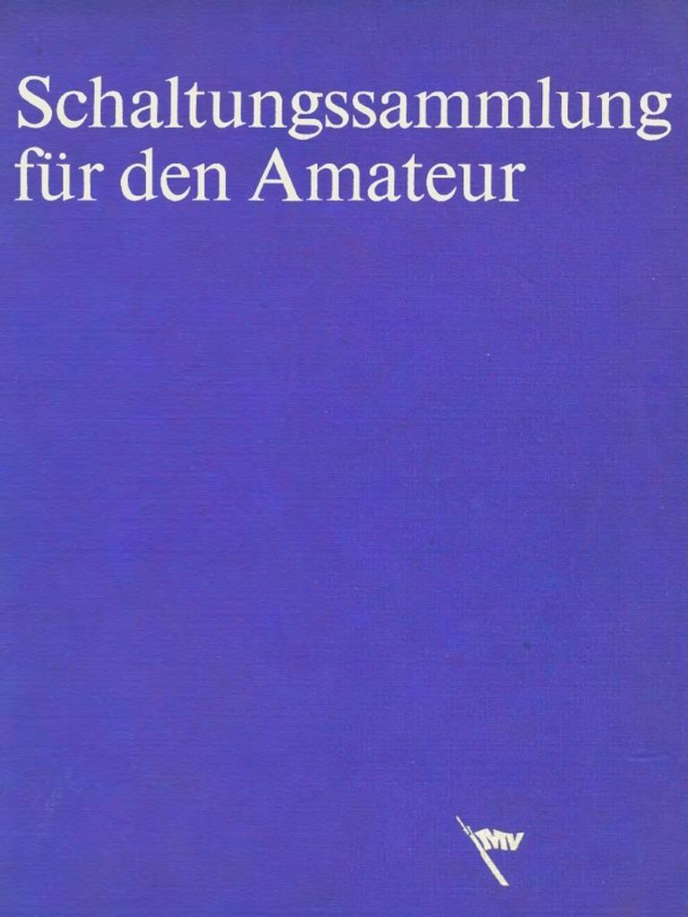 Schaltungssammlung / Lieferung 5 / Klaus Schlenzig / 1989