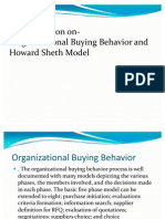 Howard Sheth Model
