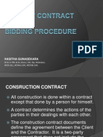 Forms of Contracts & Bidding (1)