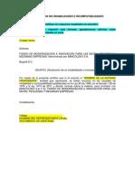 Formato Declaracion No Inhabilidad e Incompatibilidad 0