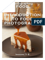 Photographing Food Intro Course 1 9