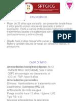 Caso ClinicoCVVR