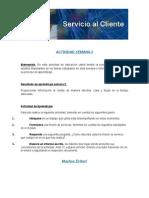 ACTIVIDAD SEMANA 2 Servicio Al Cliente Mediante La Comunicacion