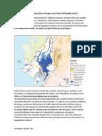 Amenazas Naturales y Riesgos en La Zona de Planificación 5