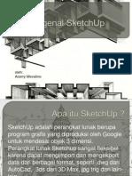 Mengenal SketchUp