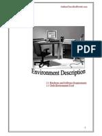 2.Environment Description