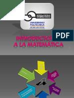 INTRODUCTORIO DE MATEMÁTICAS CONTENIDO