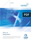 NVivo Getting Started