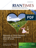 Bavarian Times Magazine - Edition 01 - March 2014