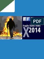 FFP-Fragile States Index 2014