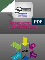 INTRODUCTORIO DE MATEMÁTICAS