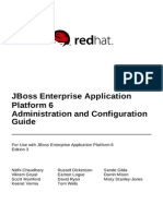 JBoss Enterprise Application Platform-6-Administration and Configuration Guide-En-US
