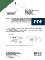 2013 12 17 - Arpal Al Comune Sv - Istanza Autorizzazione in Deroga
