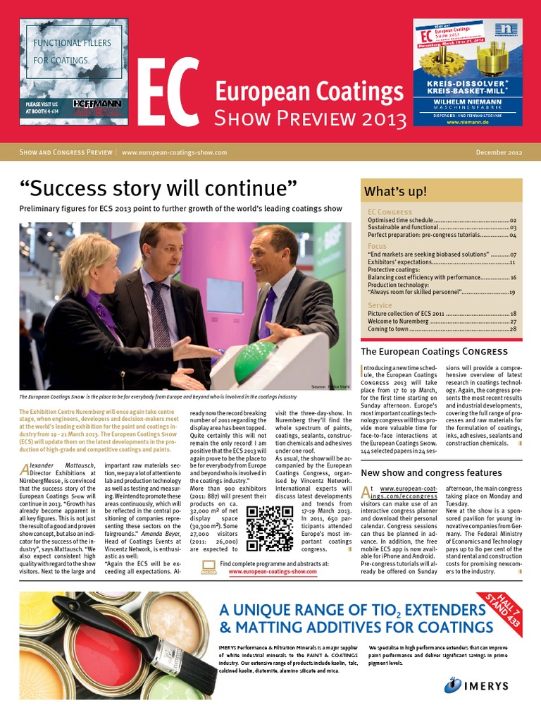 ECS 2013 Preview Web 1 | Life Cycle Assessment | Sustainability