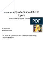 McLintic W23 Measurement and Monitoring