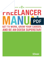 Odesk Contractor Manual 2013
