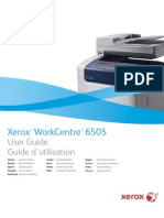 User Guide It xerox 6505