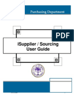 ISupplier Sourcing Guide