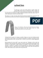 NCPWB TR Understanding Bend Tests