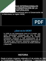 Categorias Internacionales Para La Conservación de La Naturaleza