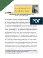 Die Sächsischen Offizierdegen Um 1850. - Rolf Selzer