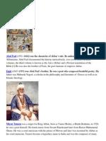 9 Gems of Akbar Court