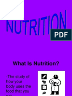 Nutrition Introduction