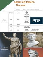 Emperadores Del Imperio Romano