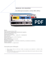 Manual Deltronix B6600SM