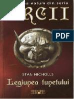 Stan Nicholls - Orcii 2 - Legiunea Tunetului