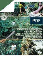 Manual Agroflorestas
