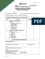 22 LM 03-06 Laporan Pengurusan Dan Sahsiah FPTV