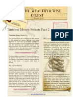 Timeless Money Secrets Part 2