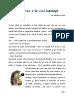 Povestea ariciului înțelept