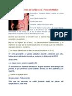 2012 - Una Crisis de Conciencia - Fernando Malkún