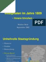 Westphalen 1809
